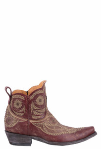 Old Gringo Women's Valentine Dion Ankle Boots - Side