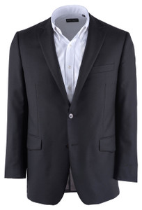 Paul Betenly Black Western Sport Coat - Front