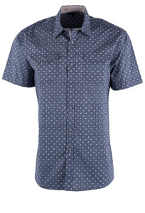 Zagiri Short Sleeve Key Largo Floral Shirt