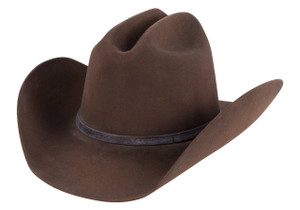 Stetson Boss of the Plains 6X Felt Hat - Front