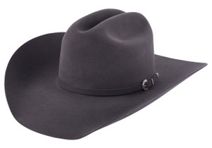 American Hat Co. 40X Felt Hat - Steel