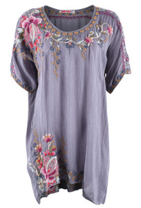 Johnny Was Alyssia Tunic - Front