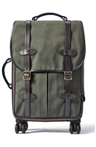Filson Rolling 4-Wheel Carry-On - Front