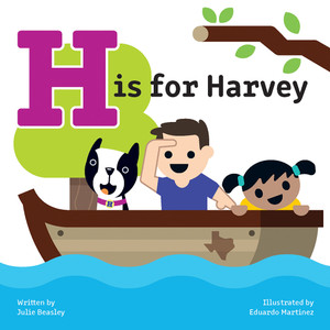 <h2>Colorfully illustrated children's book that helps families understand Hurricane Harvey and acts of kindness.</h2>