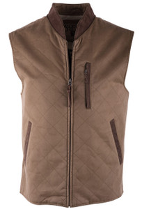 Madison Creek Quilted Conceal and Carry Vest - Front