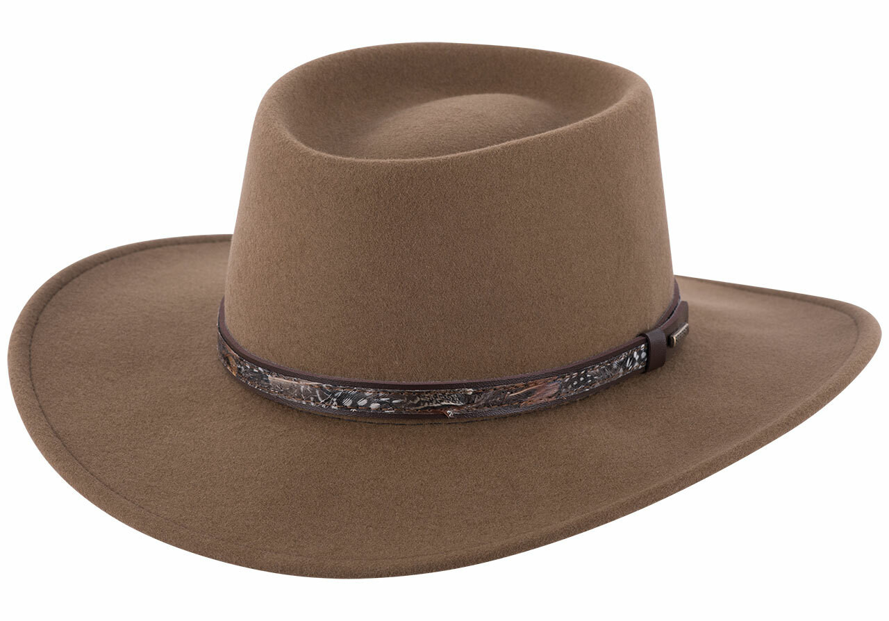 stetson kelso crushable hat pinto ranch