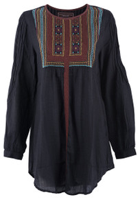Double D Ranch Montrose Tunic - Front