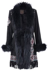 Double D Ranch Star Valley Jacket - Front - Open