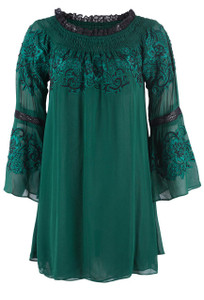 Vintage Collection Forest Dress - Front