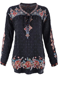Johnny Was Gina Blouse - Front