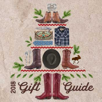 Western Holiday Gift Guide