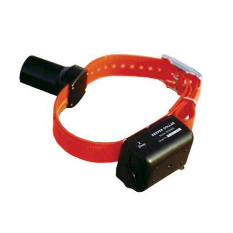 D.T. Systems Baritone Dog Beeper Collar Orange (BTB-800)