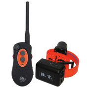 D.T. Systems H2O 1850-PLUS 1 Mile Dog Remote Trainer with Beeper Black (H2O1850-PLUS)