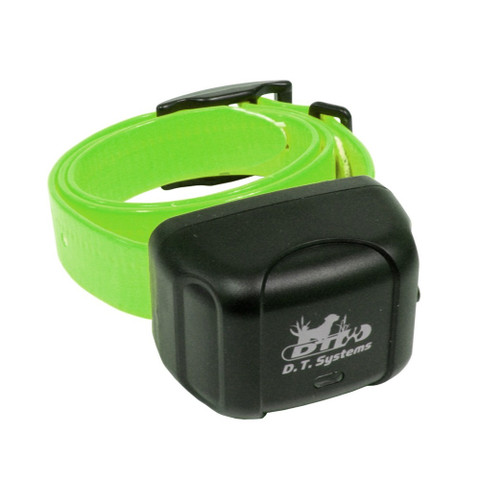 D.T. Systems Rapid Access Pro Dog Trainer Add-on collar Green (RAPT-1400-ADDON-G)