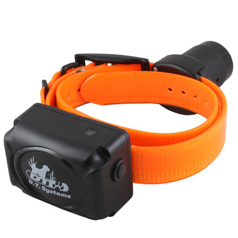 D.T. Systems R.A.P.T. 1450 Additional Dog Collar Orange (RAPT-1450-ADDON-O)