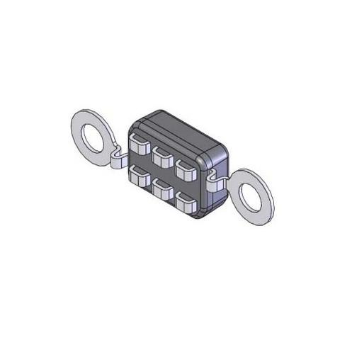 Dogtra 24 Hour Dog E-Collar Contact Pad Black (744622359015)