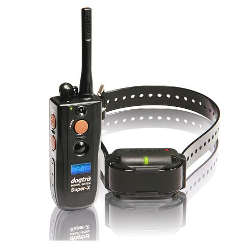 Dogtra 3500NCP Super-X 1 Mile Dog Remote Trainer Black (3500NCP)