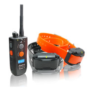 Dogtra 3502NCP Super-X 1 Mile 2 Dog Remote Trainer Black / Orange (3502NCP)