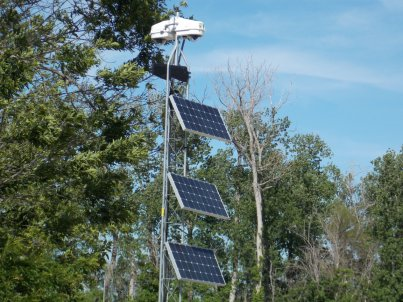 Off-grid solar power system applications produce power in remote locations!