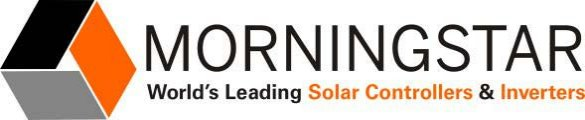 Morningstar is a leading manufacturer brand of solar charge controllers and power inverters.