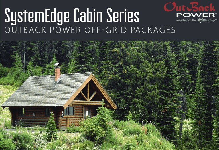 SystemEdge Cabin Series backup power systems