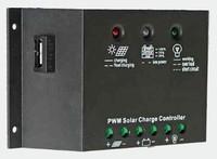 SolarLand SLC-NR1012UL 10A 12/24V PWM Charge Controller w USB Output