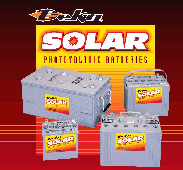 MK 8G4D 183Ah 12V Gel Battery