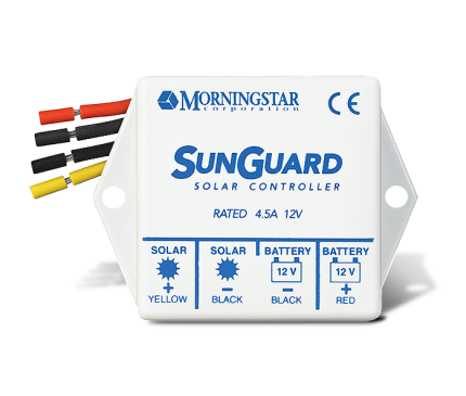 Morningstar SunGuard SG-4 Charge Controller