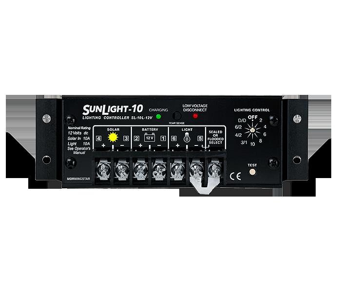 Morningstar SunLight SL-10L-12 Charge Controller
