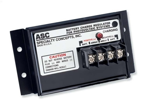Specialty Concepts ASC-12/4 Charge Controller