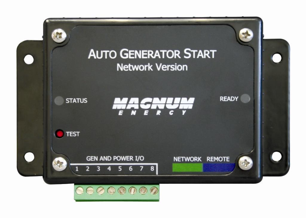 Magnum Automatic Generator Start Module - 3 Relay