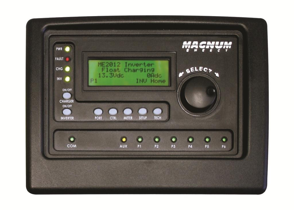 Magnum Digital LCD Display & Router
