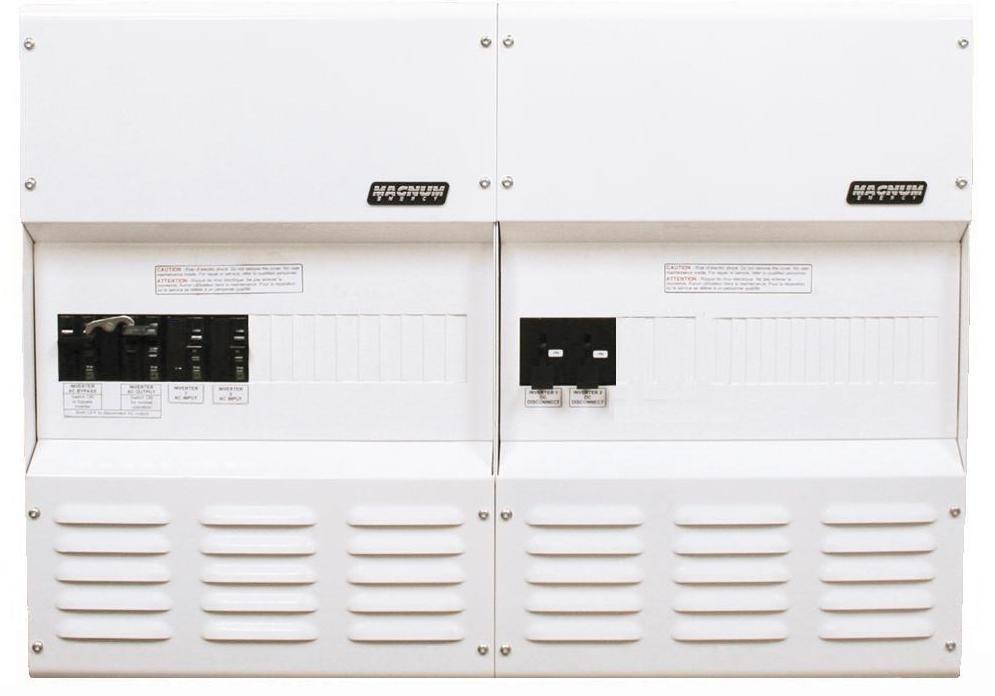 Magnum Dual Panel Enclosure - 250A Disconnect