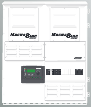 Magnum Single Panel Enclosure - 175A Disconnect