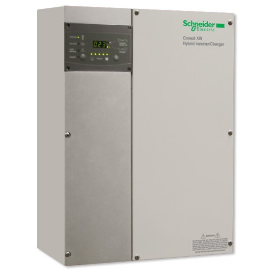 Schneider Electric XW4548 Grid-Tie/Off-Grid Solar Inverter
