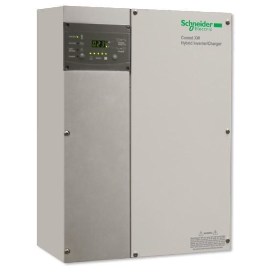 Schneider Electric XW6048 Grid-Tie/Off-Grid Solar Inverter