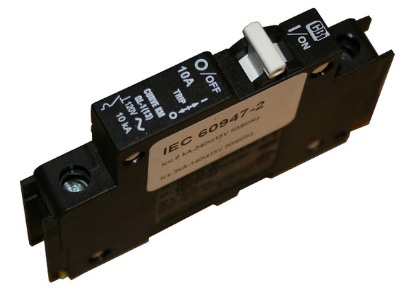 MidNite Solar 15A 120VAC DIN Mount Circuit Breaker