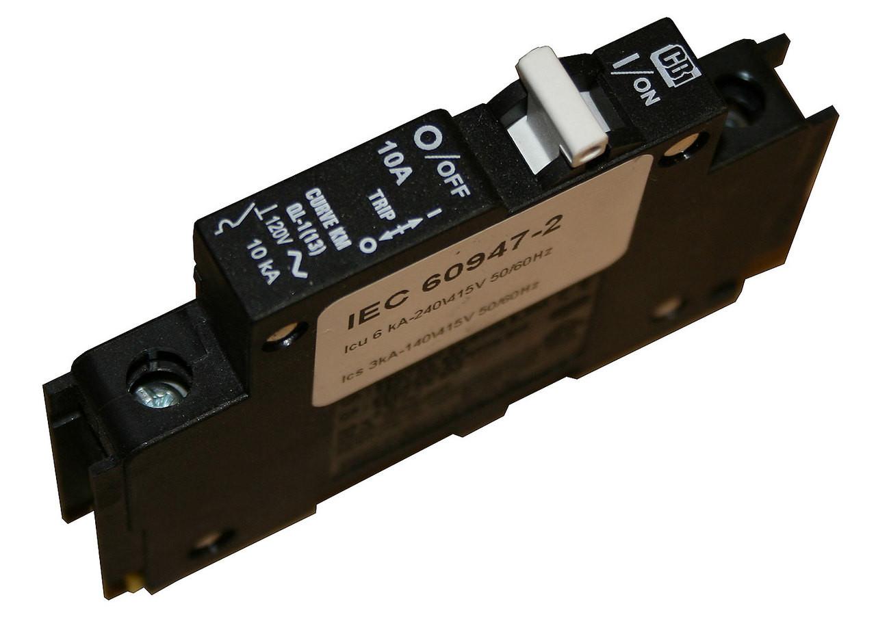 MidNite Solar 20A 300VDC DIN Mount Circuit Breaker