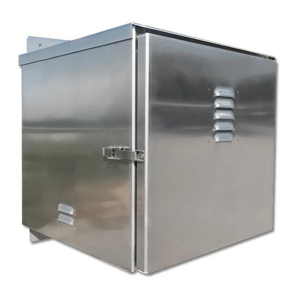 BBA-1 Aluminum Battery Enclosure (BBA-1)