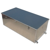 BBA-10 Aluminum Battery Enclosure (BBA-10)