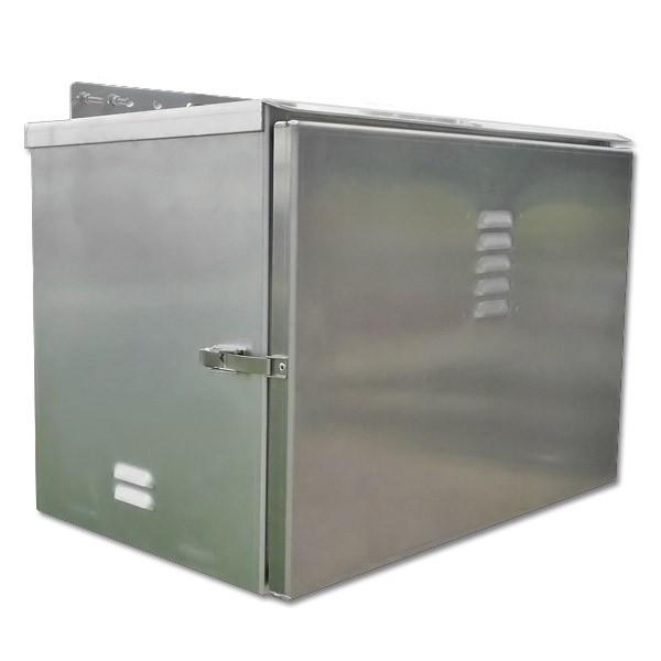 BBA-3 Aluminum Battery Enclosure (BBA-3)