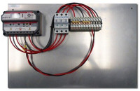 Prewired Backplate with SS-6L-12V Controller