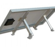 Adjustable Tilt Roof Mount Kit for 1 Panel
