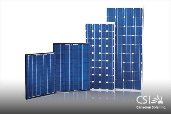 Canadian Solar 255W 24V Poly Solar Panel