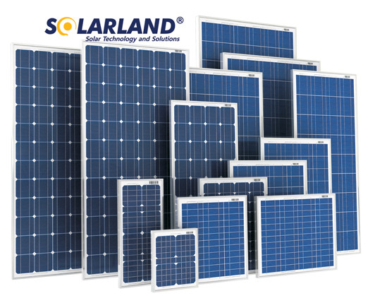 SolarLand SLP015-12U 15W 12V Solar Panel