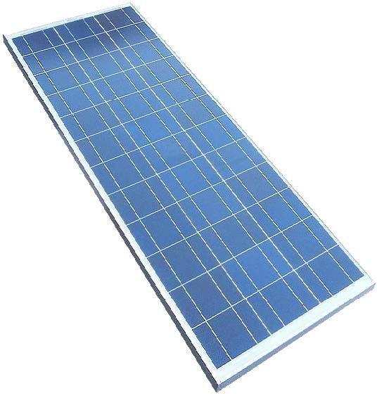 SolarTech SPM125P-S-N 125W 12V Solar Panel