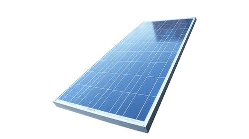 SolarTech SPM130P-S-F 130W 12V Solar Panel