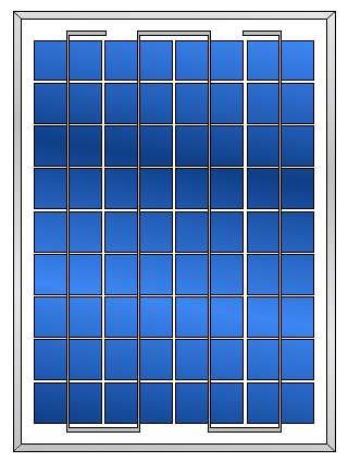 Value Line 10W 12V Solar Panel