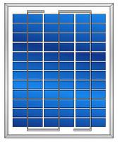 Value Line 5W 12V Solar Panel