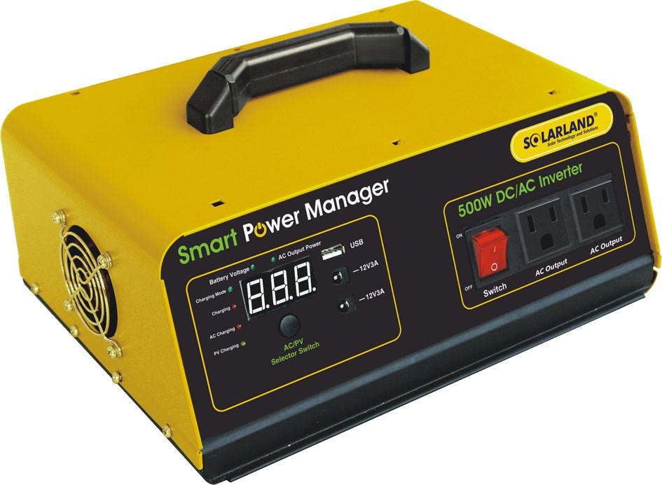SolarLand SLNP-E-500E 500W Smart Power Manager